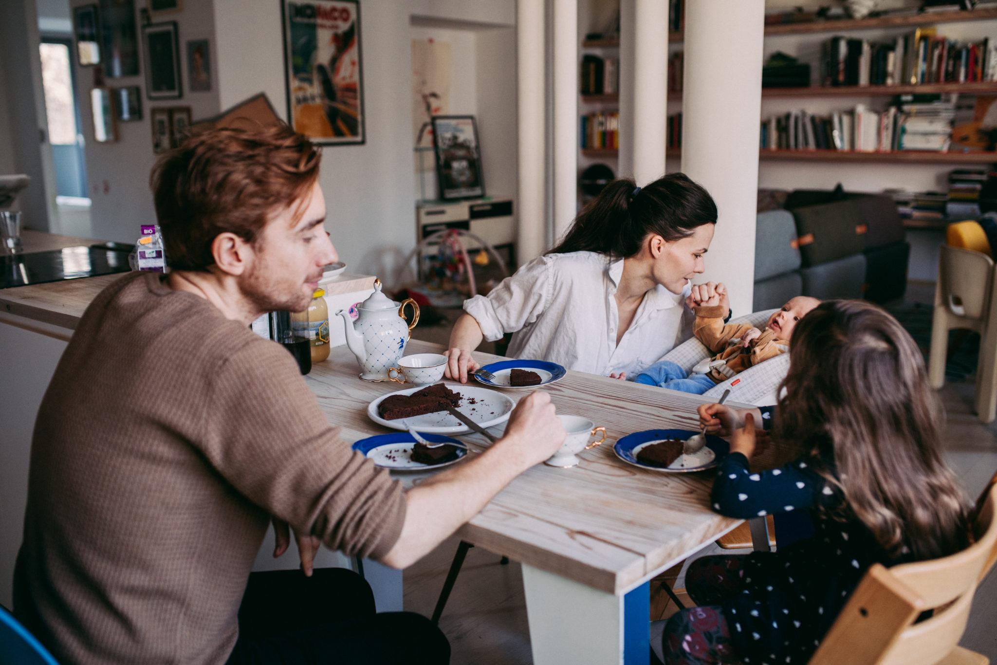 rodzinna sesja lifestyle Warszawa