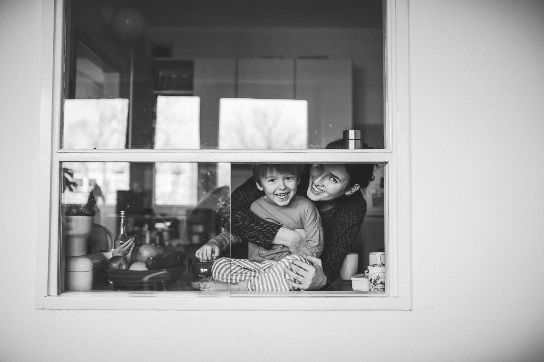 Domowa sesja rodzinna warszawa