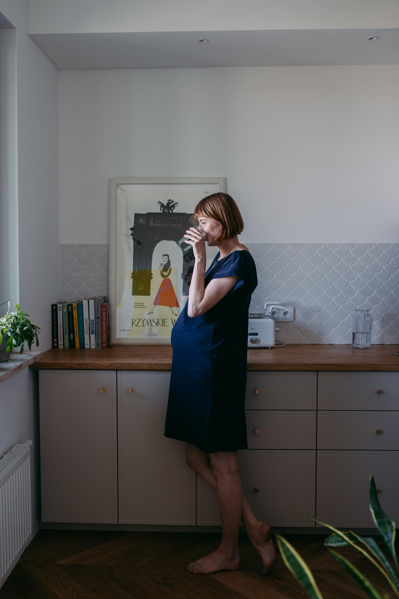 Domowa sesja lifestyle warszawa